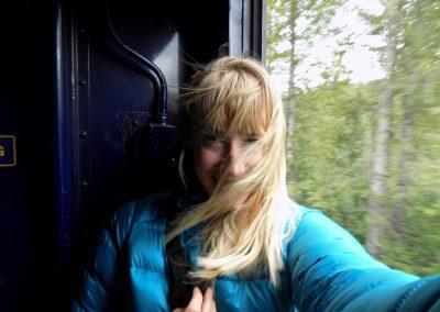 Train to Denali